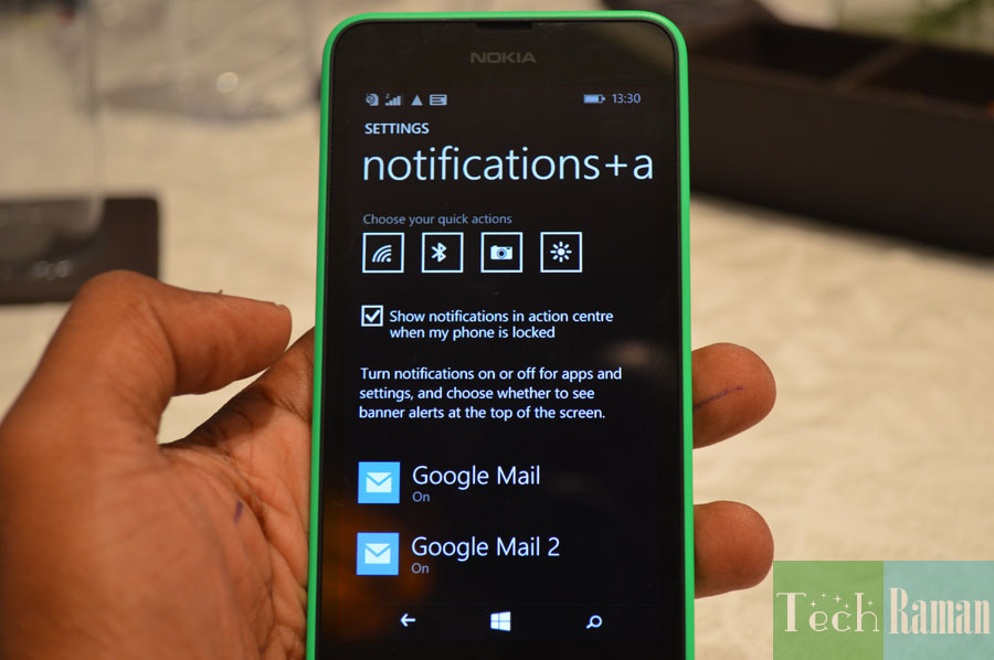 Lumia-630-notifications-action-centre
