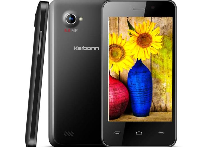 Karbonn Titanium S99, entry-level Android KitKat smartphone priced in India at Rs 5,990