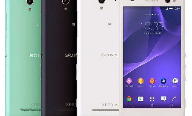 Selfie Alert! Sony's selfie Smartphone Xperia C3 comes to India at Rs 23,990