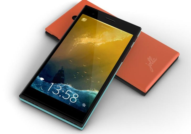 Jolla smartphone with Sailfish OS launched; Snapdeal Exclusive priced at Rs 16,499