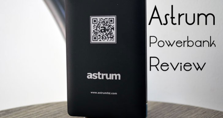 Astrum Power bank PB25M1A Review – Slim and fits in your wallet