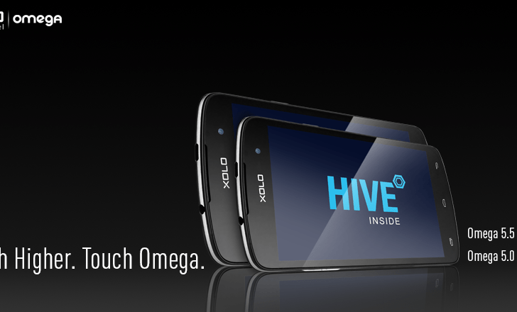 Xolo Omega 5.0, Omega 5.5 launched in India; Specifications and Features