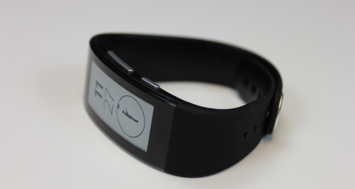 Sony SmartBand Talk (SWR30) Wearables Launched in India at Rs 12,990