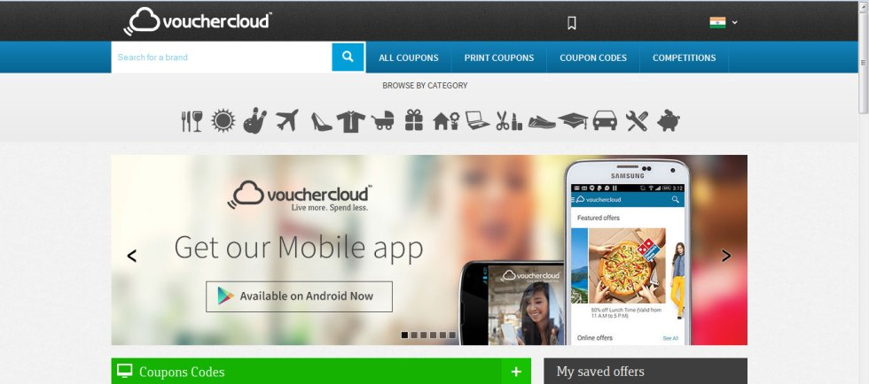 VoucherCloud-website