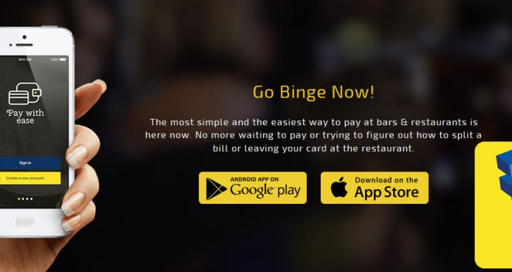With this App you can go cashless at restaurants and split the bills with your friends too