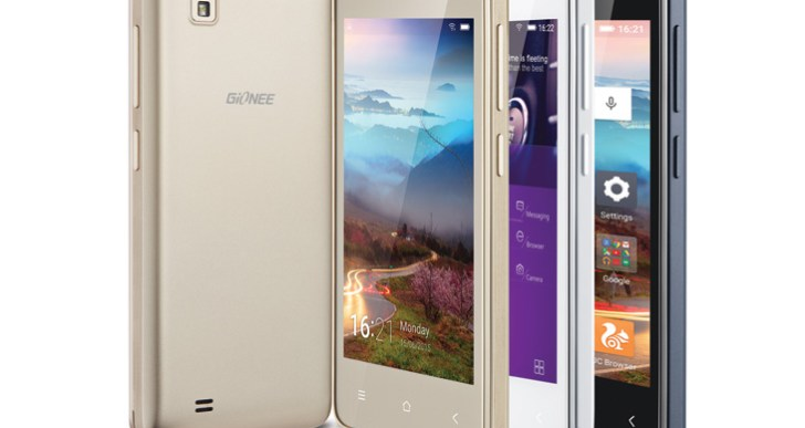 Gionee Pioneer P2M is a compact powerhouse priced at Rs 6,999