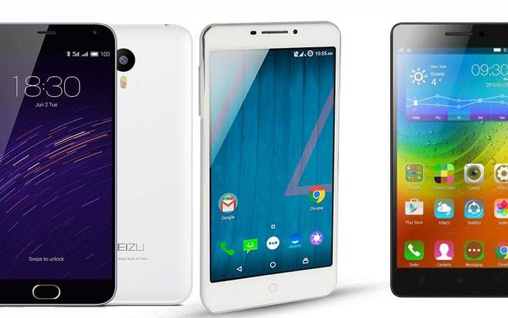 Lenovo K3 Note Vs Meizu M2 Note Vs Yu Yureka Plus : Comparison
