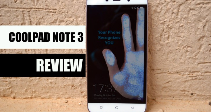 CoolPad Note 3 Review – It's super cool for the price!