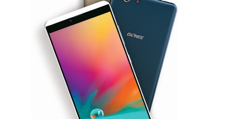 Gionee S Plus with USB Type C launched in India at Rs 16,999