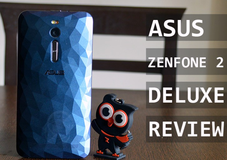Asus Zenfone 2 Deluxe Review