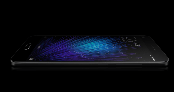 Xiaomi Mi5 goes official; Price starts at US $ 305 (Rs 20,969)