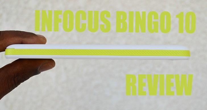 InFocus Bingo 10 Review