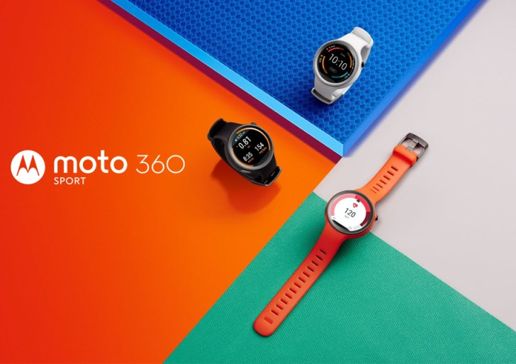 Motorola Moto 360 Sport launched in India at Rs 19,999