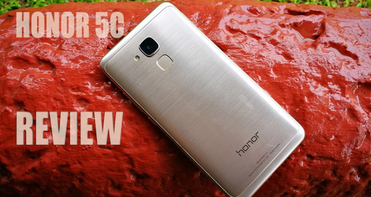 Honor 5C Review – A Little Shy yet Confident