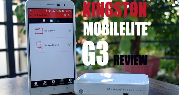 Kingston Wireless Mobilelite G3 Review