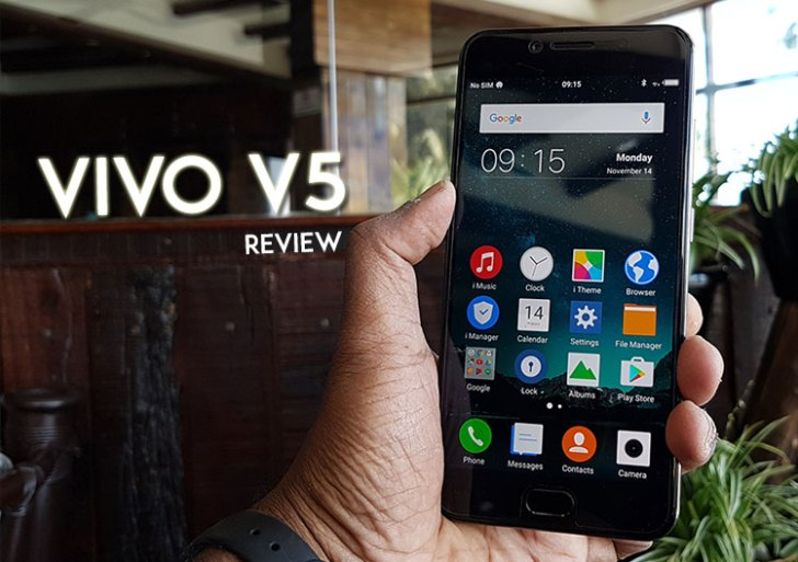 Vivo V5 Review – Can the 20 megapixel selfie camera steal the moonlight?