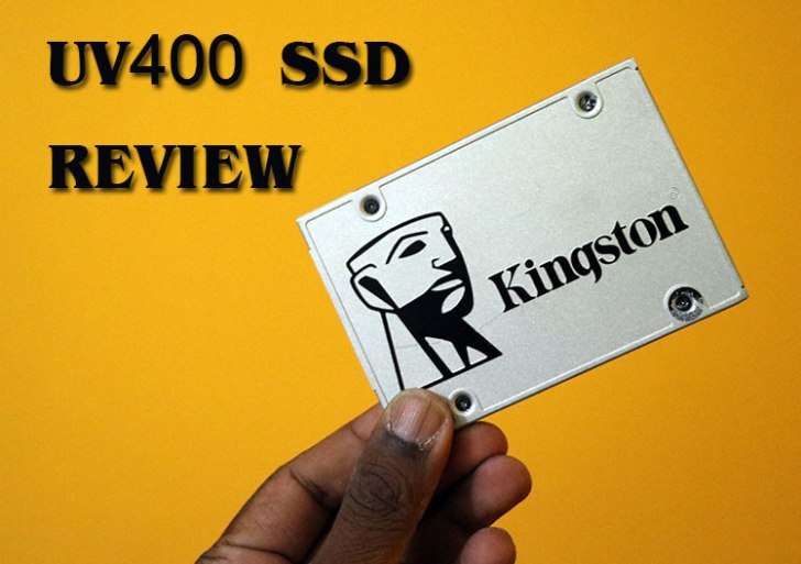 Kingston SSDNow UV400 SSD Review – Value for Money SSD