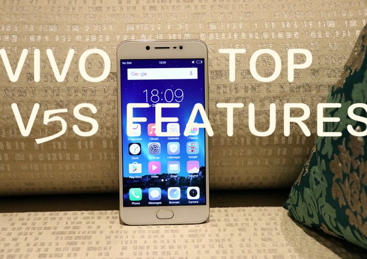 Top Features of Vivo V5s that might win over you