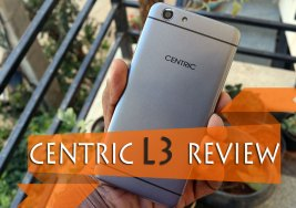Centric L3 Review – Budget Smartphone for the Basic tasks