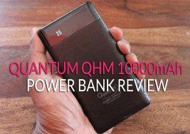Quantum QHM 10KP 10000mAh Powerbank Review