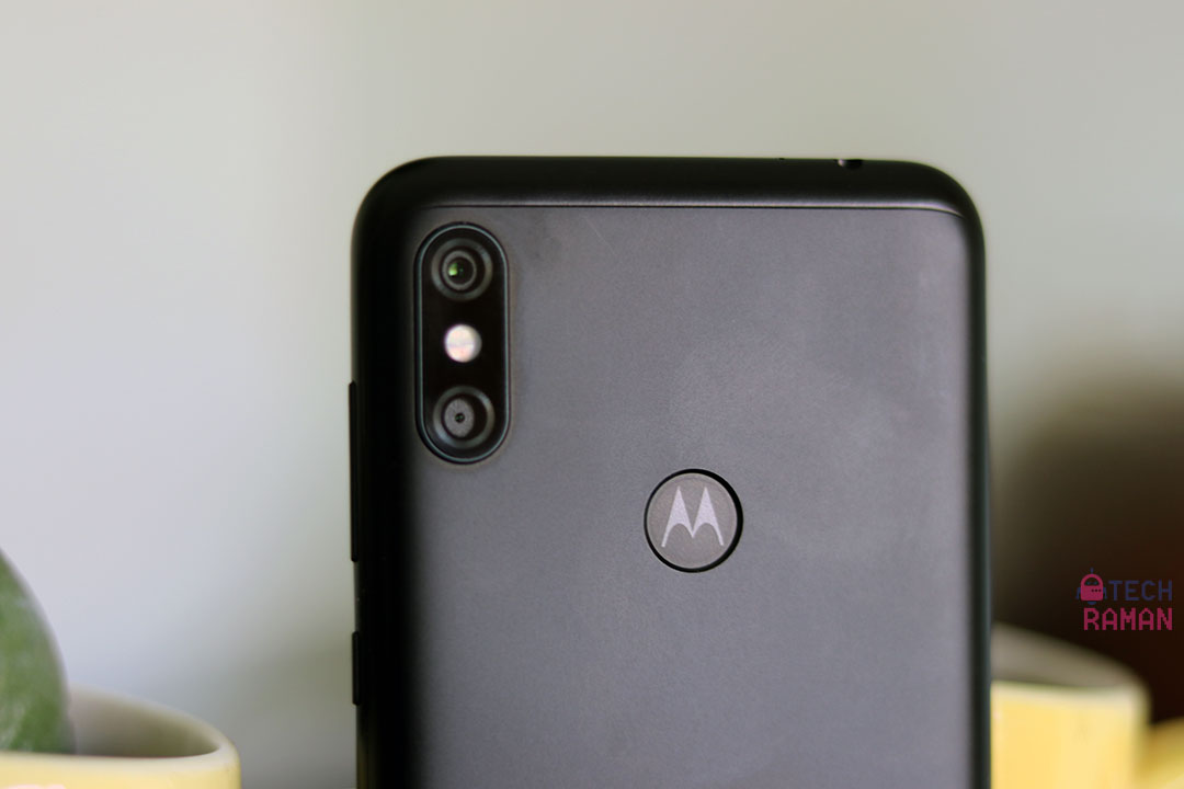 Motorola One Power Review - Massive Battery & embracing Android One