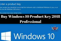 How to Buy Windows 10 Product Key 2018
