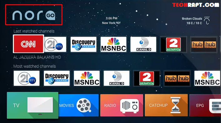 How to Install Simply TV IPTV on Firestick Nora GO