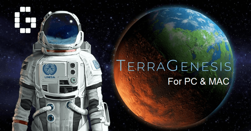 TerraGenesis For PC Windows & Mac Download