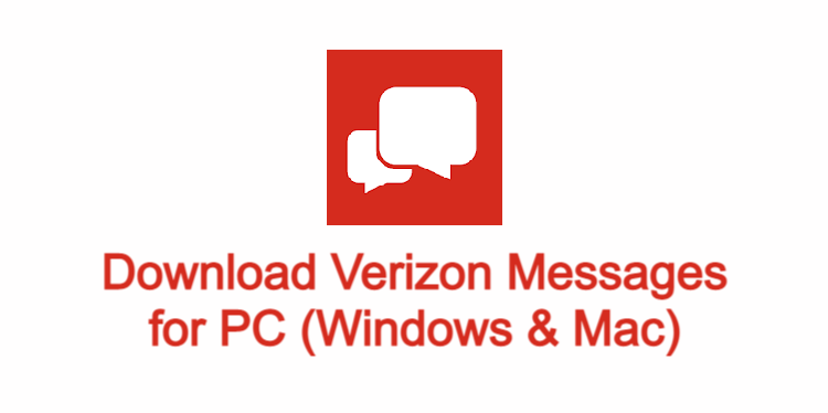 Verizon Messges for PC