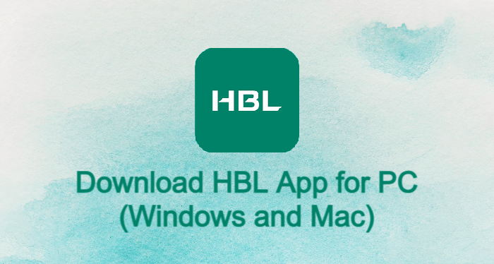 HBL App for PC