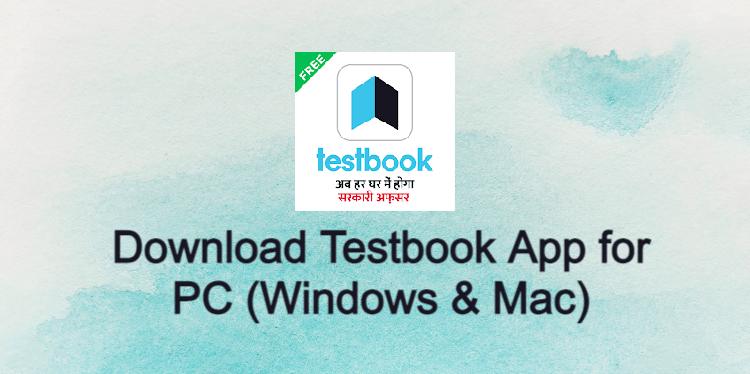 Testbook App for PC