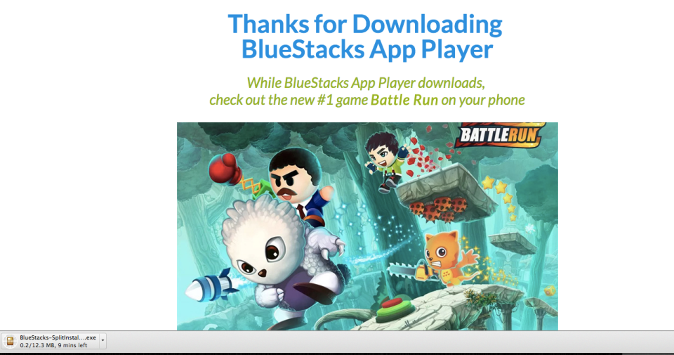 Bluestacks for Windows 8 1