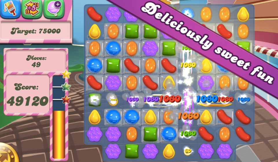 Candy Crush Saga for PC Main