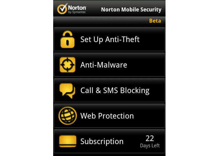 Norton for iOS