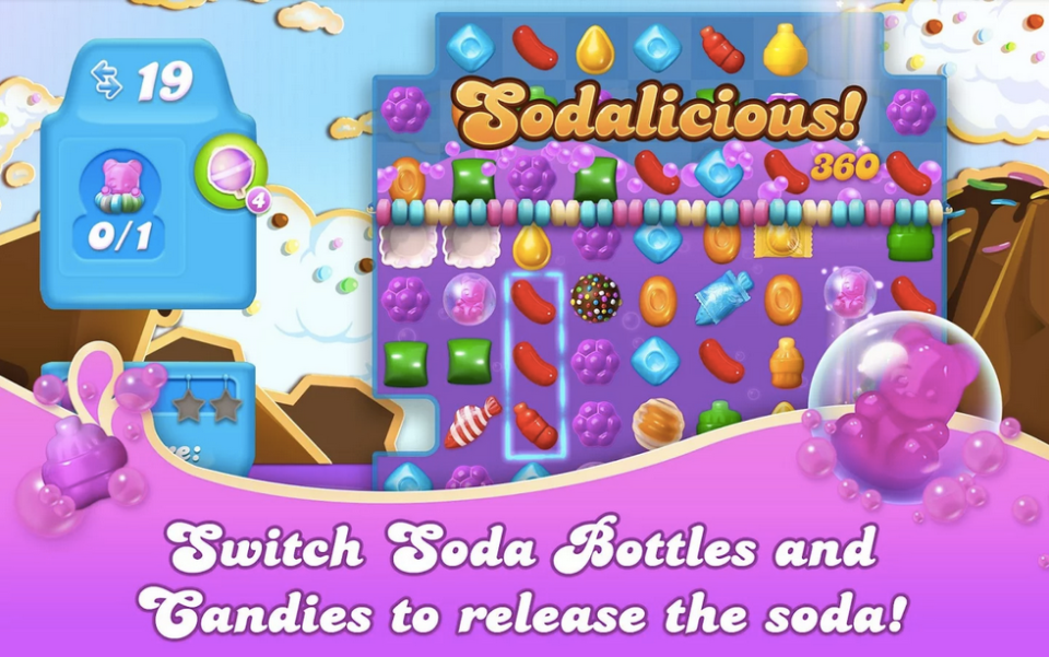 Candy Crush Soda Saga APK 3