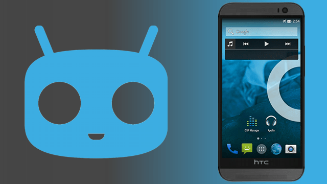CyanogenMod 11 for HTC One