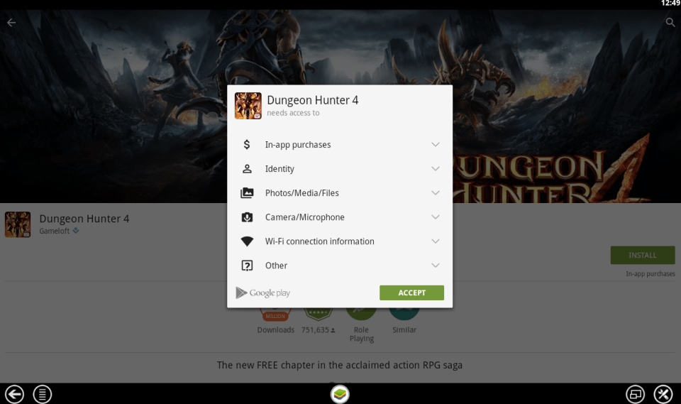 Dungeon Hunter 4 for PC 5