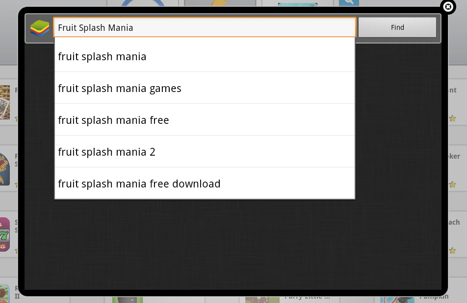 Fruit Splash Mania for PC 3