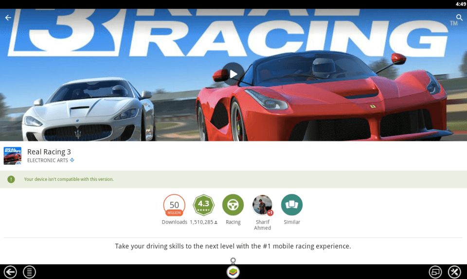 Real Racing 3 for PC 5