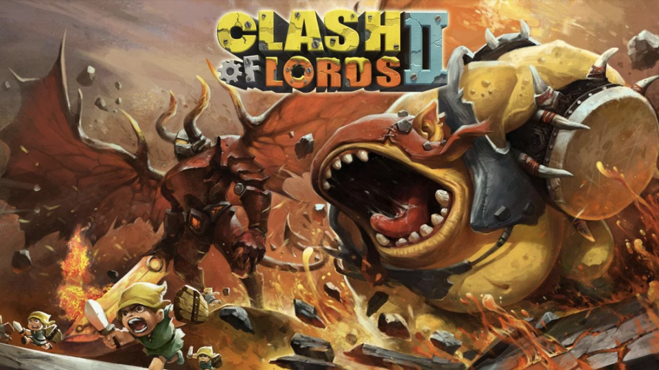 Clash of Lords 2 APK 1
