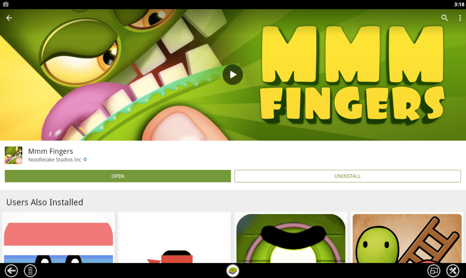 Mmm Fingers for PC 5