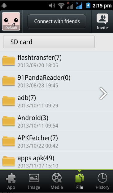 Flash Transfer APK 5