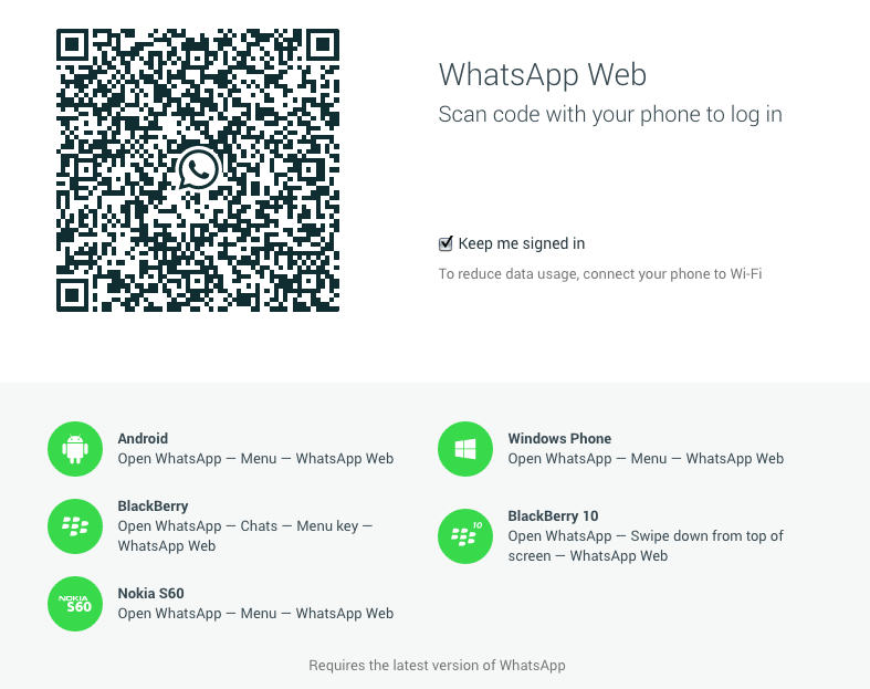 How to Use WhatsApp Web on PC or Laptop (Official WhatsApp Web App Login) 1