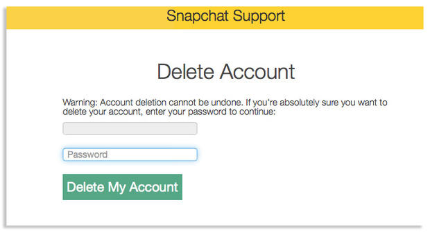 Snapchat_Account_Deletion