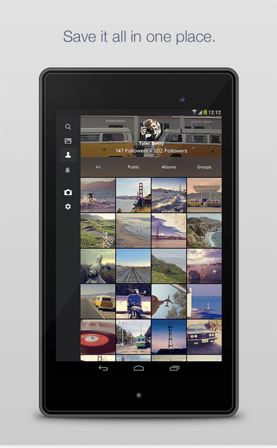 Flickr APK 1