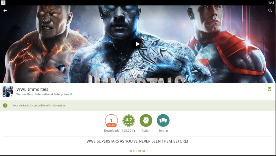 WWE Immortals for PC 5