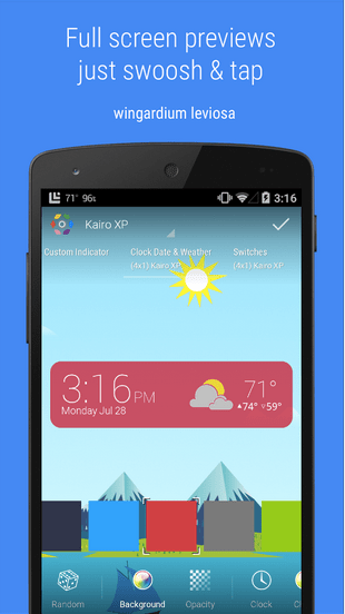 HD Widgets APK 2