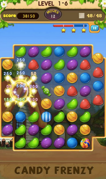 Candy Frenzy APK 3