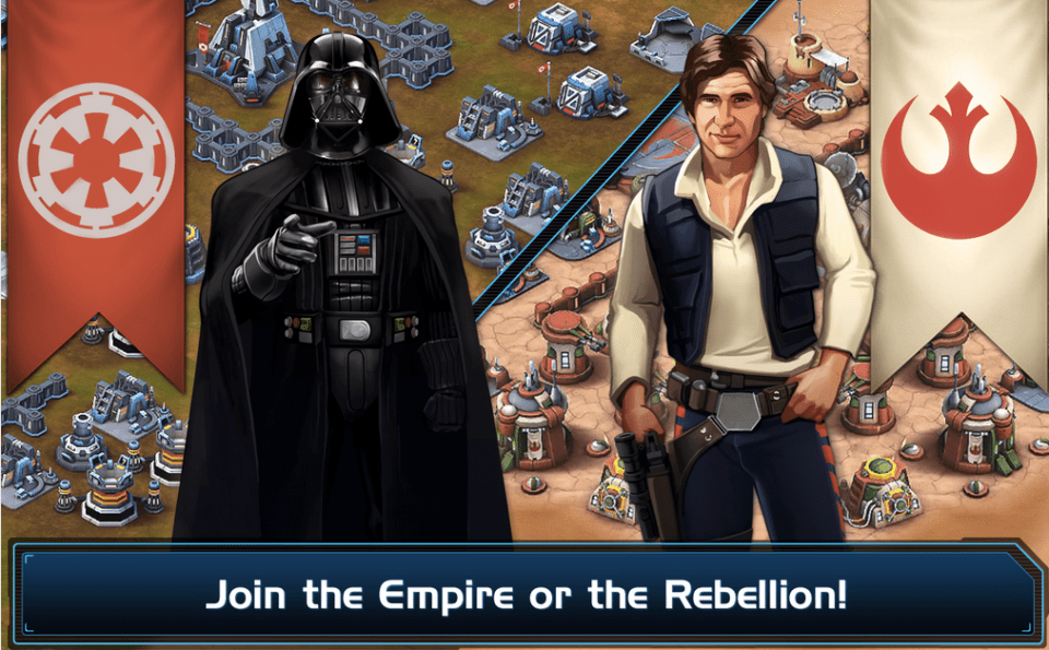 Star Wars Commander APK 4