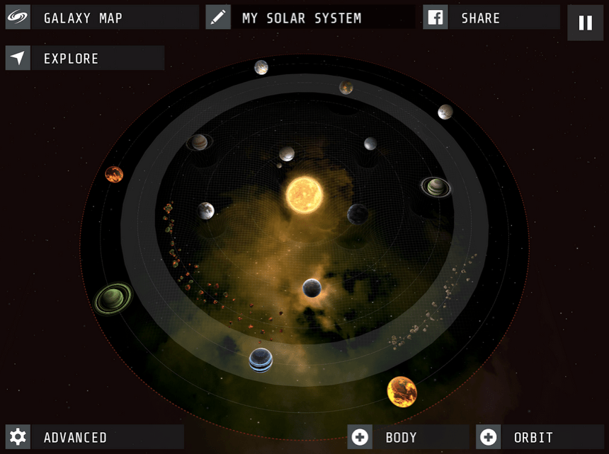 Interstellar Android Game APK 3